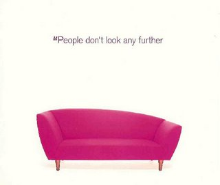 M People — Don't Look Any Further (studio acapella)