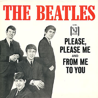 Please Please Me (song) 1963 song by the Beatles