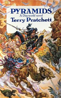 <i>Pyramids</i> (novel) Discworld novel by Terry Pratchett