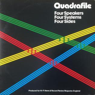 <i>Quadrafile</i> 1976 compilation album