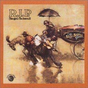 <i>R.I.P. Siegel/Schwall</i> 1974 studio album by Siegel–Schwall Band