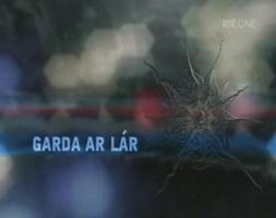 <i>Garda ar Lár</i> television series