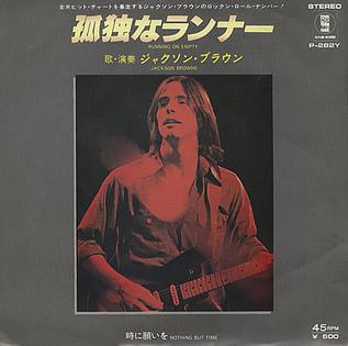 Running on Empty (song) 1978 single by Jackson Browne