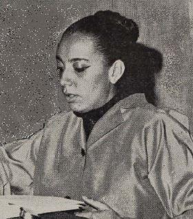 Ruth Rivera Marín Mexican architect (1927-1969)