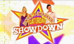 <i>Holly & Stephens Saturday Showdown</i> television series