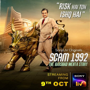 Picture of a TV show: Scam 1992: The Harshad Mehta Story