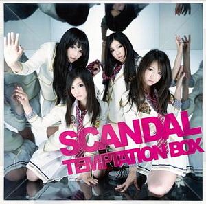 <i>Temptation Box</i> 2010 studio album by Scandal