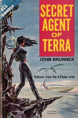 Image result for secret agent of terra cover