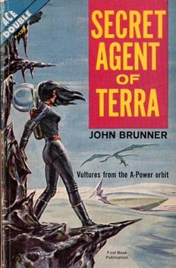 Secret Agent of Terra