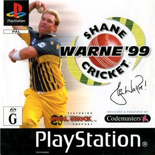 File:Shane Warne Cricket '99 cover.jpg - Wikipedia, the free