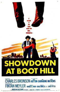 Showdown At Boot Hill Wikipedia