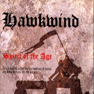 <i>Spirit of the Age</i> (album) 1988 compilation album by Hawkwind