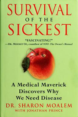 Picture of a book: Survival Of The Sickest