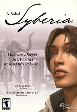 Picture of a game: Syberia