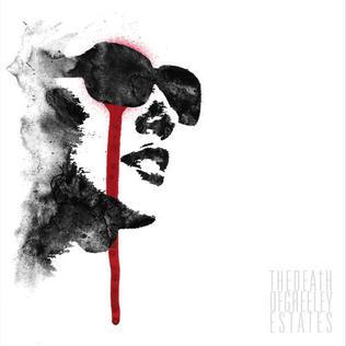 <i>The Death of Greeley Estates</i> 2011 studio album by Greeley Estates