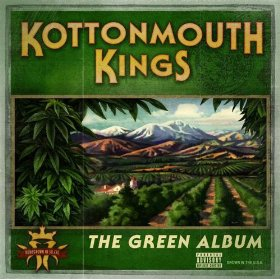<i>The Green Album</i> (Kottonmouth Kings album) 2008 studio album by Kottonmouth Kings