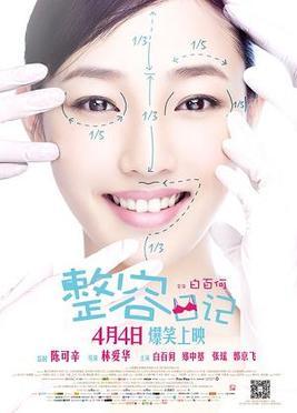 Постер косметика