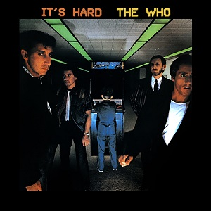 <i>Its Hard</i> 1982 studio album by the Who