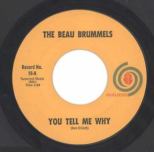 You Tell Me Why 1965 single by The Beau Brummels