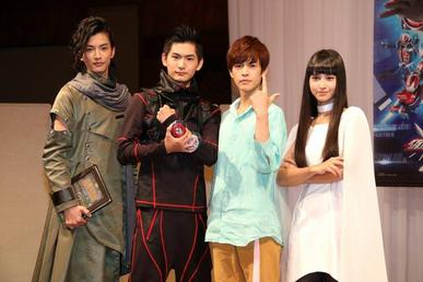 List of Kamen Rider Zi-O characters - Wikipedia