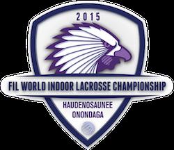 2015 World Indoor Lacrosse Championship international box lacrosse tournament in Onondaga Nation and Syracuse, New York