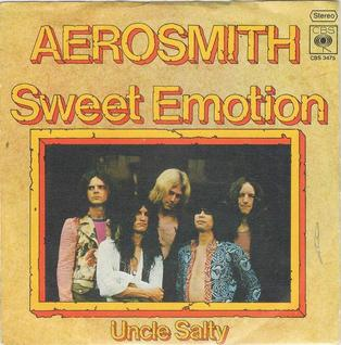 Sweet Emotion 1975 single by Aerosmith
