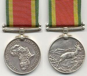 Africa Service Medal