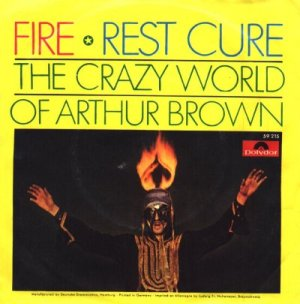 Fire (Arthur Brown song) song by The Crazy World of Arthur Brown