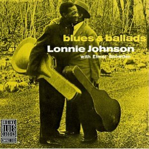 <i>Blues & Ballads</i> 1960 studio album by Lonnie Johnson with Elmer Snowden