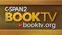 Logo for C-SPAN's Book TV programming block.