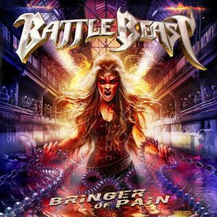 <i>Bringer of Pain</i> 2017 studio album by Battle Beast