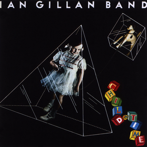 <i>Child in Time</i> (album) 1976 studio album by Ian Gillan Band