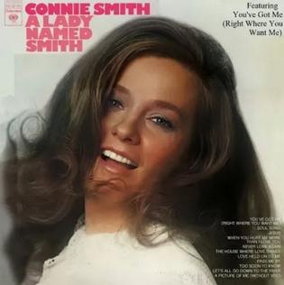 <i>A Lady Named Smith</i> 1973 studio album by Connie Smith
