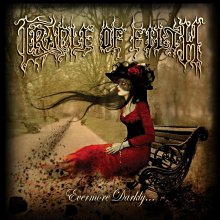 <i>Evermore Darkly</i> 2011 EP by Cradle of Filth