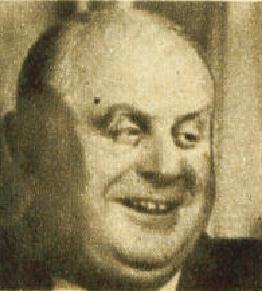 Davy Burnaby British actor