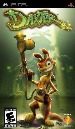Daxter game case - best psp games