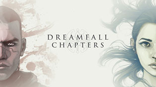 <i>Dreamfall Chapters</i> Episodic 3D adventure game