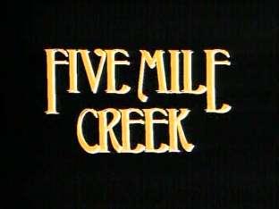 <i>Five Mile Creek</i> Television series
