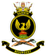 Ship's badge