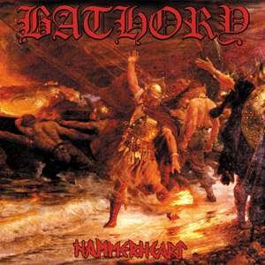 <i>Hammerheart</i> 1990 studio album by Bathory