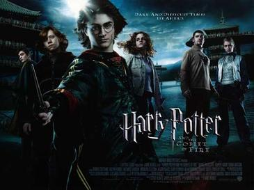 Harry Potter Poster Goblet Of Fire