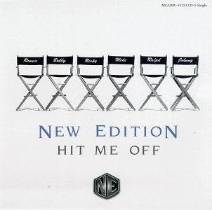 Hit Me Off single by New Edition