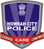 Howrah city police logo.png