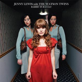 <i>Rabbit Fur Coat</i> 2006 studio album by Jenny Lewis and The Watson Twins