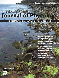 <i>Journal of Phycology</i> Academic journal