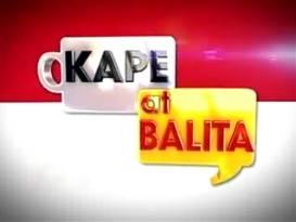 <i>Kape at Balita</i> Philippine television show