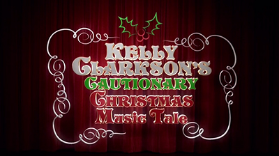 Kelly Clarkson's Cautionary Christmas Music Tale - Wikipedia