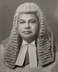 P. Ramanathan (judge) Sri Lankan judge