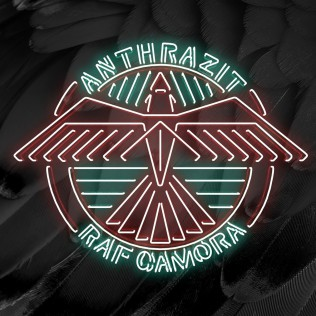 <i>Anthrazit</i> (album) 2017 studio album by RAF Camora