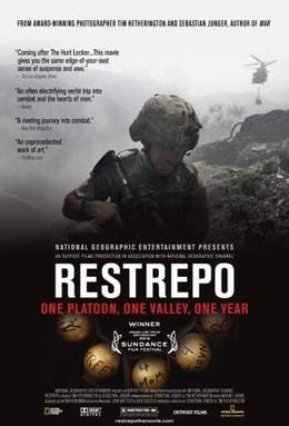 Restrepo (2010) movie poster